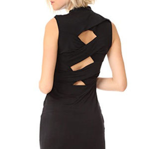NEW | M | KENDALL & KYLIE TWISTED BACK BODYCON DRE